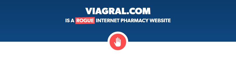 Viagral.com Is a Rogue Internet Pharmacy