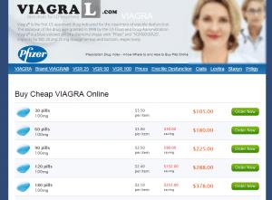 Viagral.com Main Page