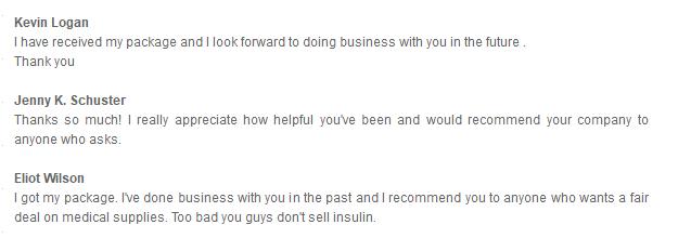 Healthmedpills.com Customer Experience