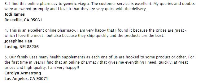 Healpharmacy.com Feedback