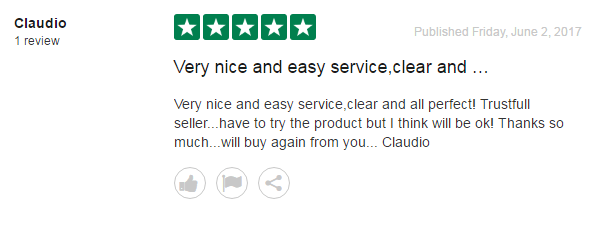 Kamagradeal.com Customer Report 2017