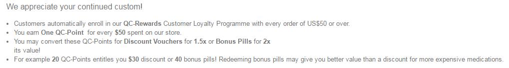 Quality-cures.com Special Offers